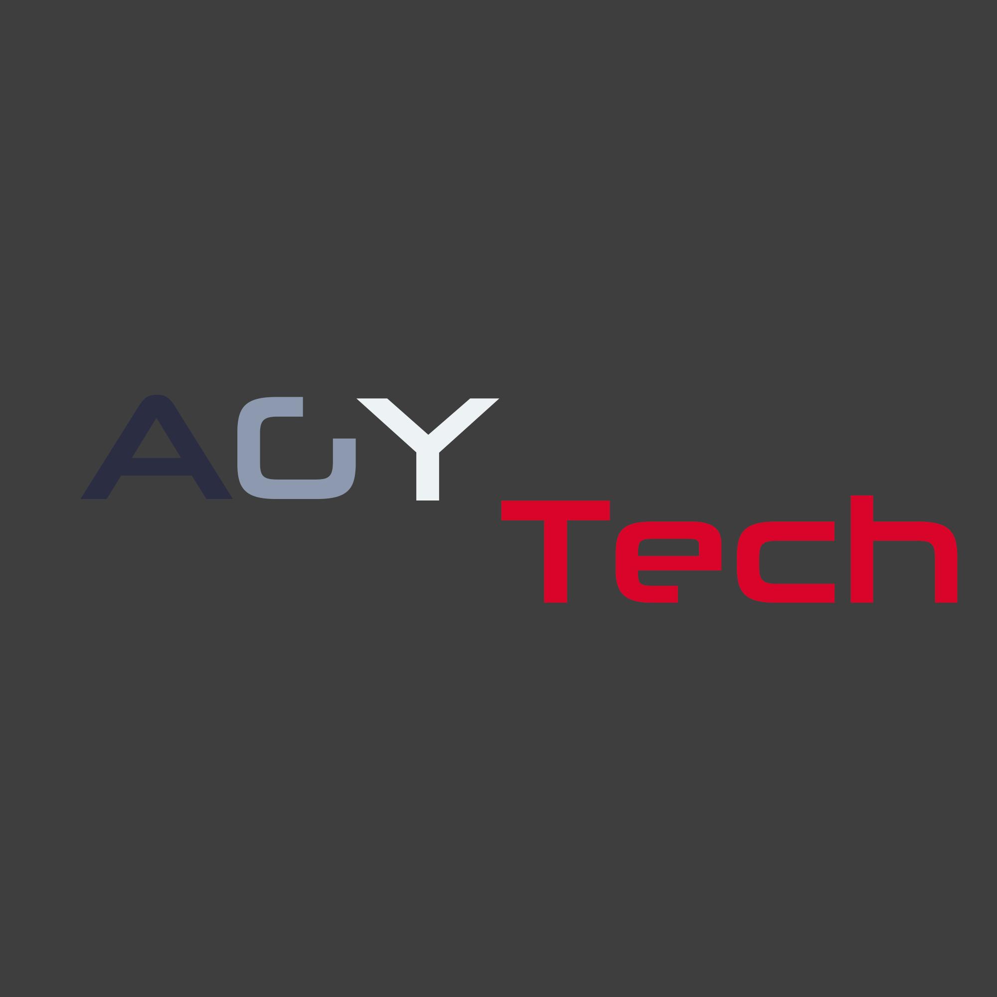 Portfolio von Ascotech Logo AGY Tech