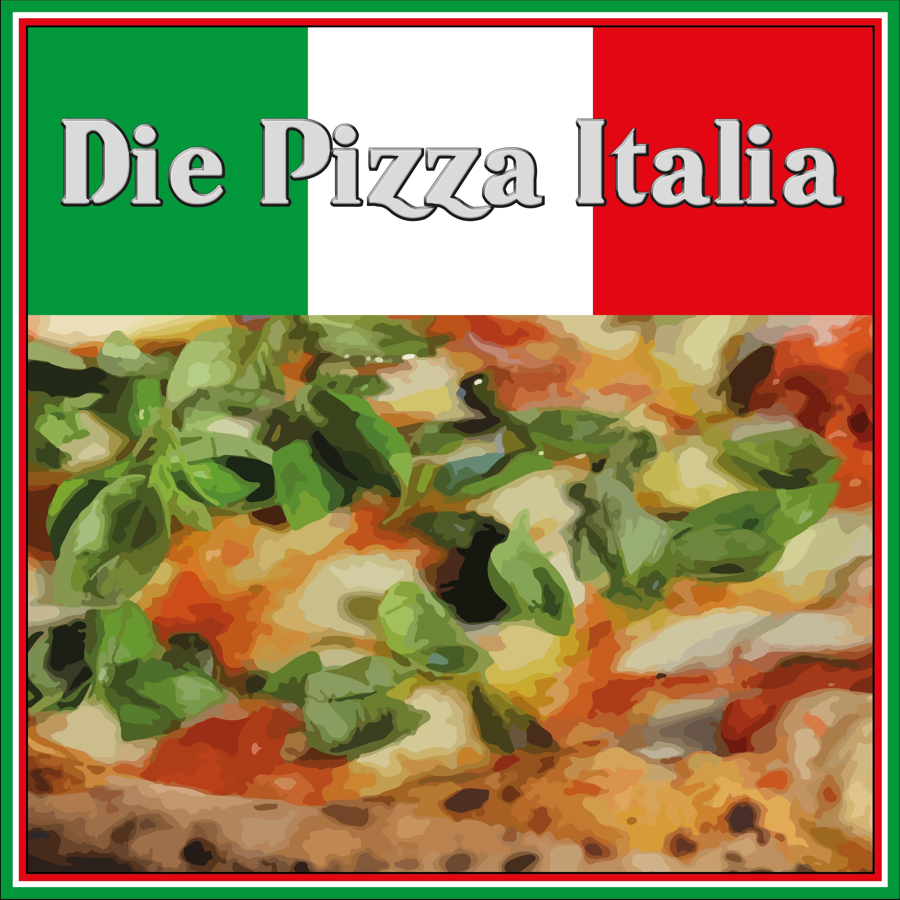 Portfolio von Ascotech Logo DiePizzaItalia