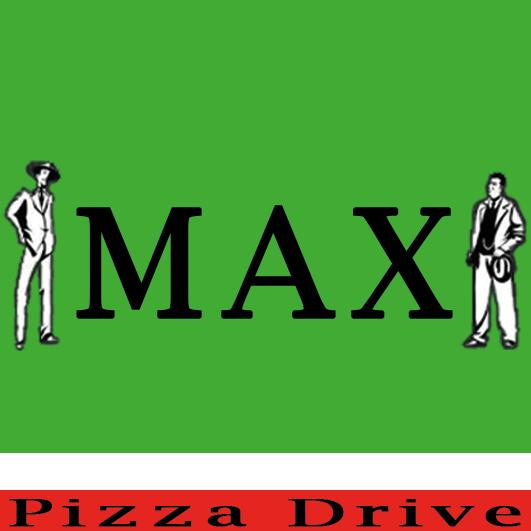 Portfolio von Ascotech Logo MAX Pizza Drive